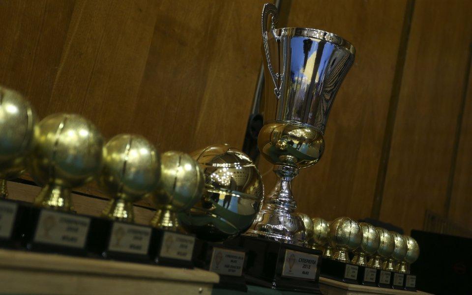Финалът за Купата на България по баскетбол - в Панагюрище