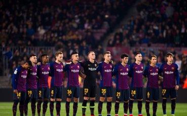 Барселона отказа да играе мач от Ла Лига в Маями