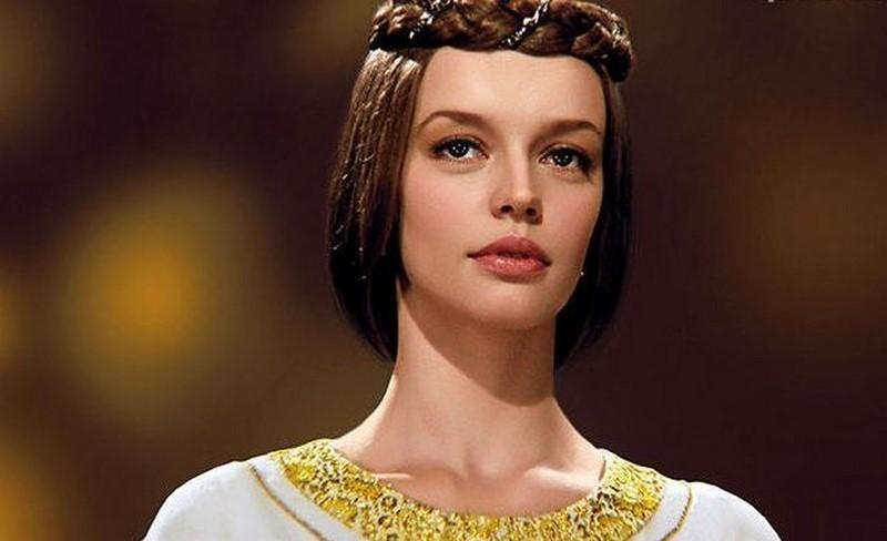"""Наталия Трубникова е родена 1955 година. """"31 юни"""" е единствената роля, чрез която зрителят може да си спомни за тази невероятно красива жена."""