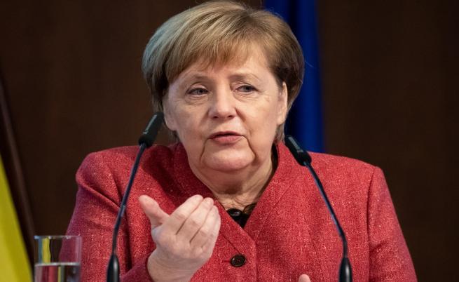 Двойничката на Меркел се готви за отдих