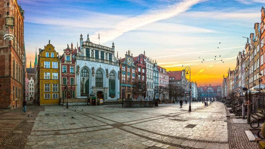 Гданск, Полша