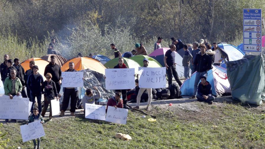Идея: Страните, които не искат мигранти, ще си плащат