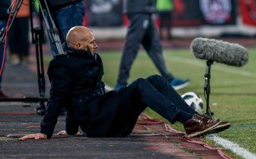 Ел Маестро: Няма по-скучно от интервю след контрола