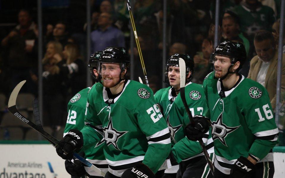 Далас Старс изравни клубен рекорд в НХЛ