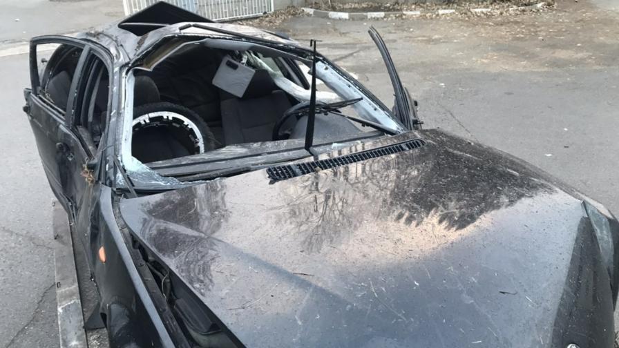 Евростат: В България най-много загинали при катастрофи с леки коли