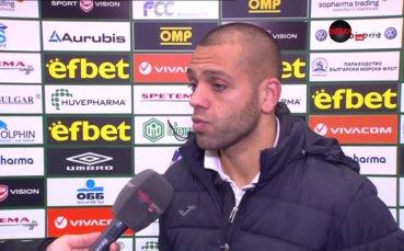 Играч на Славия удиви: Голът в 40-ата минута почти реши мача