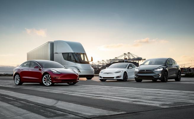 Пазарната капитализация на Tesla изпревари тази на Daimler