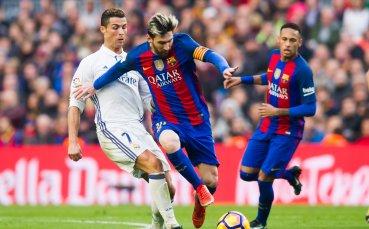 Ривалдо се размечта за Меси и Роналдо в един отбор