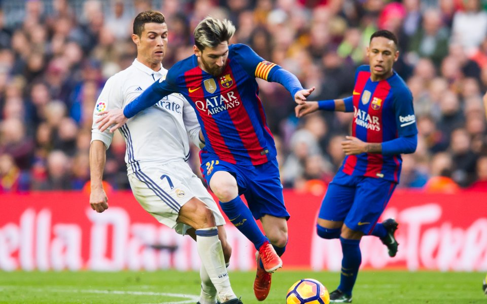 Легендата на Барселона - Ривалдо, коментира бъдещето на мегазвездата на
