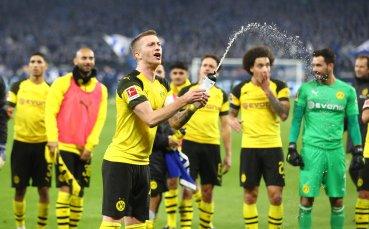 Дортмунд пътува за мача с Монако без един куп играчи
