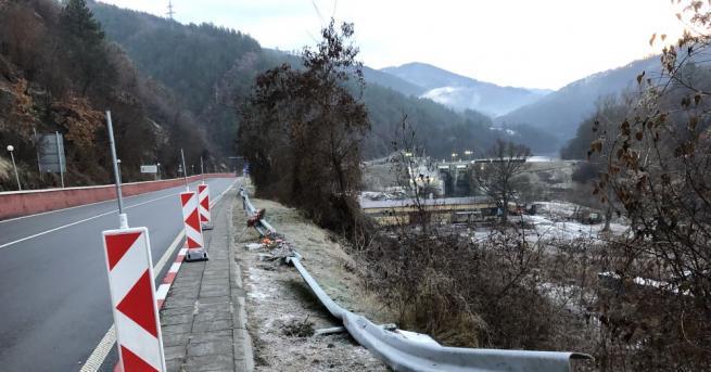 Снимка: Арнаудова: Обвиненията са за целия ремонт на пътя край Своге