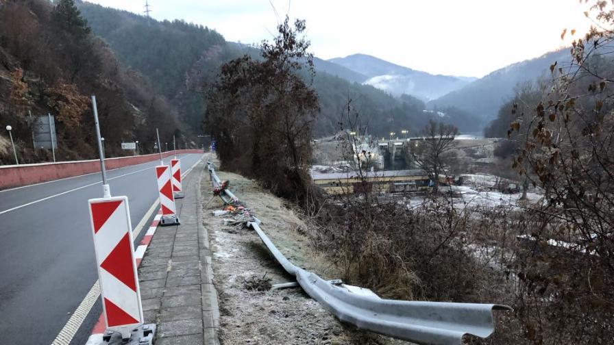 Арнаудова: Обвиненията са за целия ремонт на пътя край Своге
