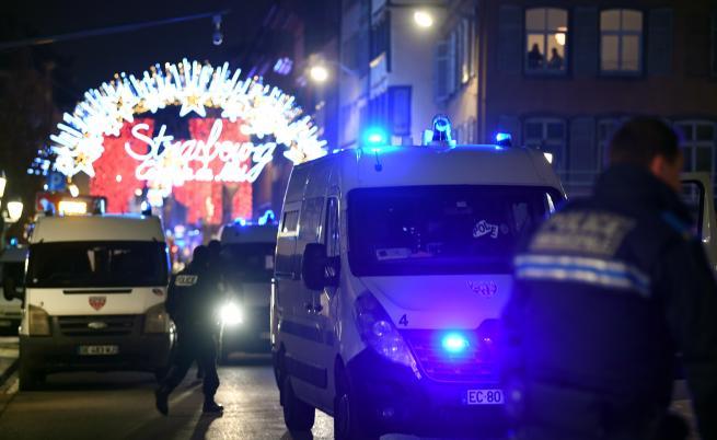 На крачка от смъртта, българи в центъра на Страсбург