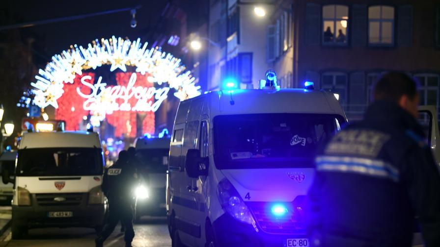 <p>На крачка от смъртта, българи в центъра на Страсбург</p>