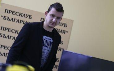 Тодор Неделев остави леко открехната вратата за ЦСКА