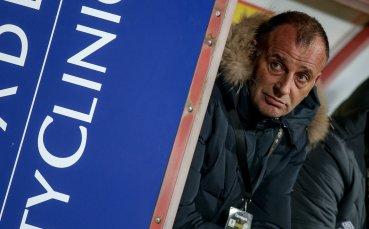 Тони Здравков: Настроението ми е добро, дано го предам и на футболистите