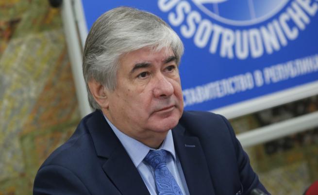Посланик Макаров: Планът остава,