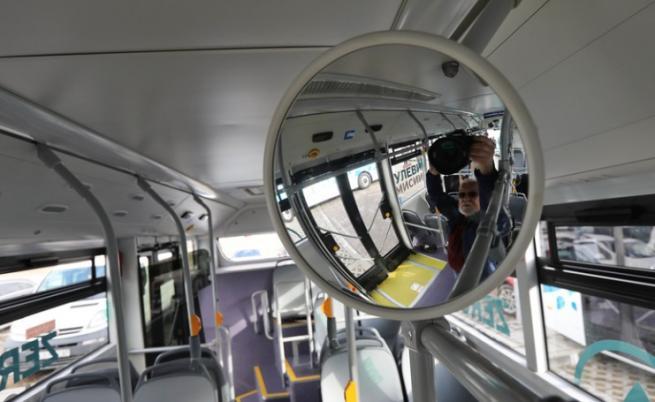 Първите електробуси в София тръгнаха