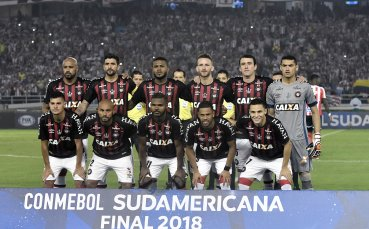 Атлетико Паранензе спечели Копа Судамерикана