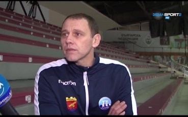 Мирослав Живков: Първенството е изключително равностойно