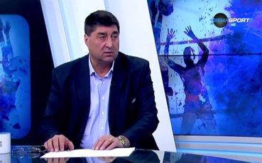 Боре Кьосев: Най-добрият вариант за националния е треньорски тандем