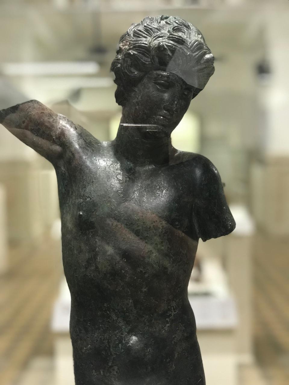 Изложба за Аполония Понтийска, днешен Созопол, с артефакти, съхранявани в България и във Франция бе открита в в Музея за история на София