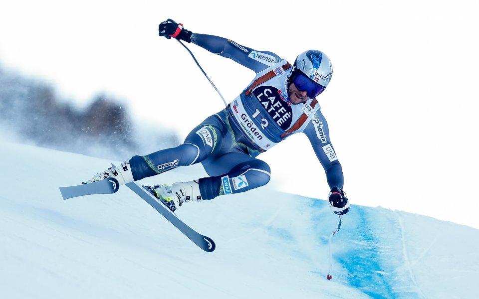 Аксел Лунд Свиндал със седма победа във Вал Гардена