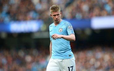 Сити вдигна две суперзвезди за мача с Евертън