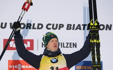 Норвежецът Бьо спечели спринта в биатлона, Анев на 22 място
