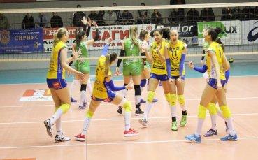 Марица помля поредната си жертва в женския волейбол у нас