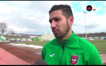 Даниел Генов: Ботев Враца има място в Топ 6
