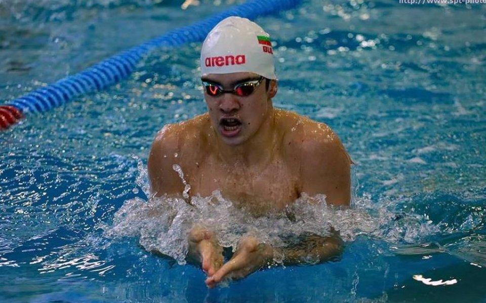 Светлозар Николов отпадна в сериите на Световното първенство