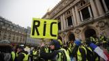 <p>Сблъсъци, арести и демокрация в Париж</p>