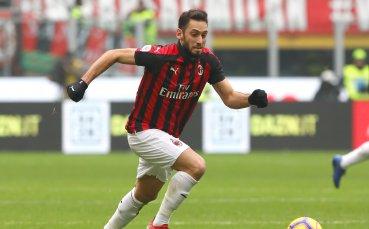 Милан привлича Фабрегас с парите от продажба на турчин