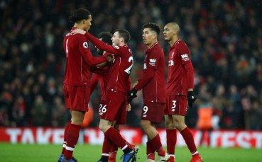 Кръгът в Англия: Ливърпул не се спира и в дербитата, но Ман Сити гледа отблизо
