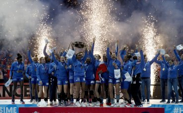 Франция е властелинът на Европа по хандбал