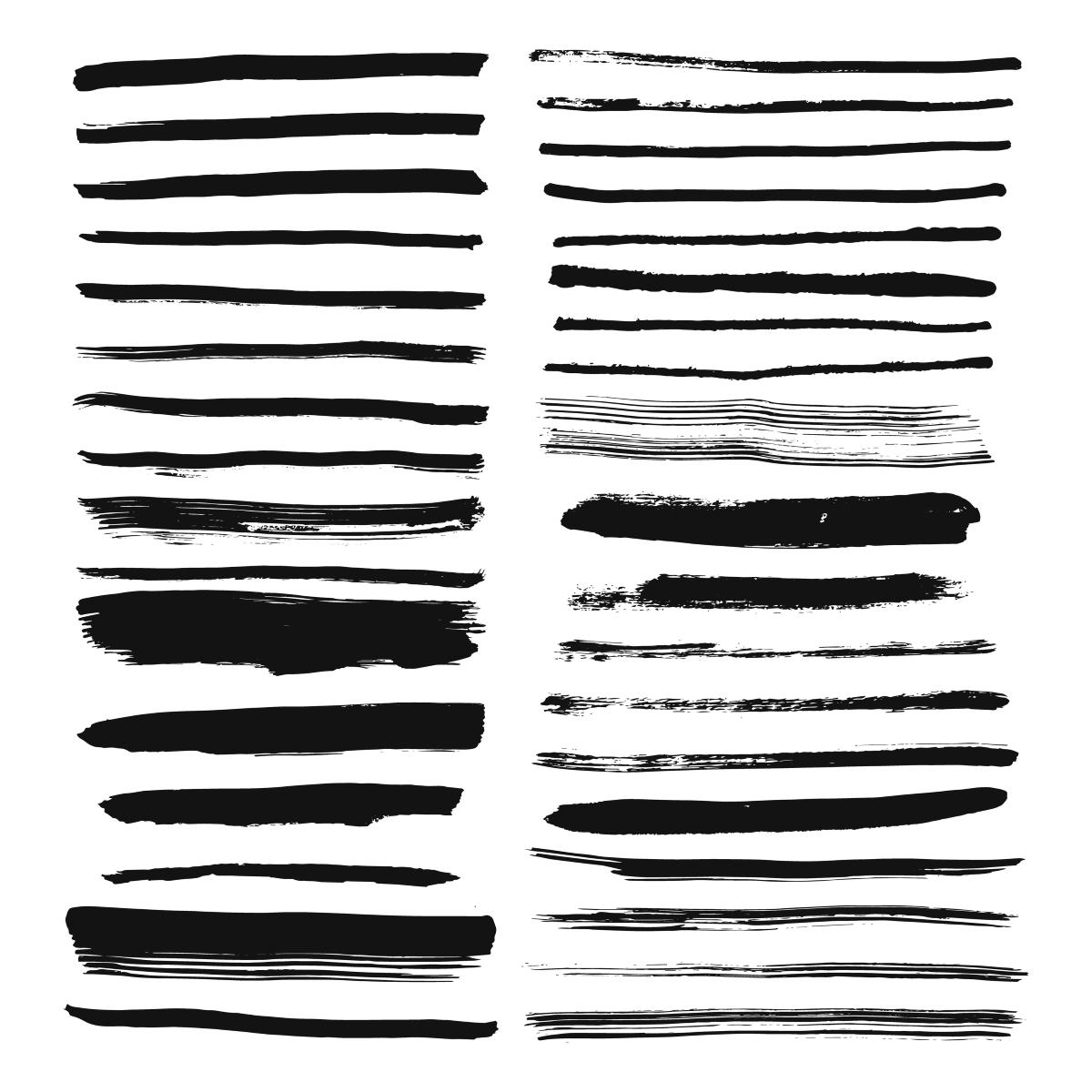 Ако сте гневни - започнете да рисувате линии.