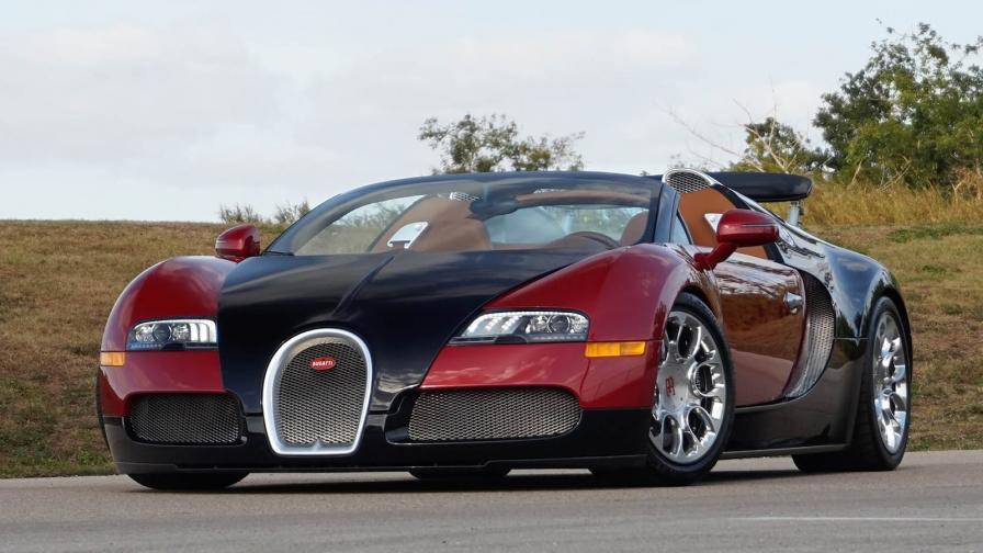 <p>Ненормалните цени на резервните части за Veyron</p>