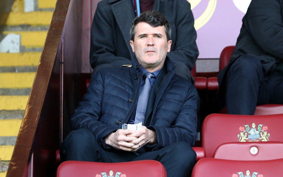 Бившият футболист на Манчестър Юнайтед Рой Кийн заяви, че борбата