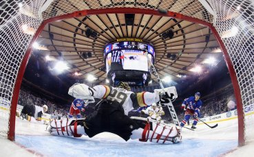 Лас Вегас надви Ню Йорк Рейнджърс в НХЛ, резултати