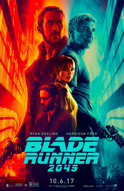 "7. Blade Runner 2047 / ""Блейд Рънър 2049"" (2017) – Режисьор: Денис Вилньов; Участват: Райън Гослинг, Харисън Форд, Джаред Лето"