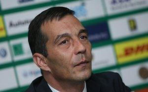 Петричев: Доверяваме се на преценката на УЕФА и италианците