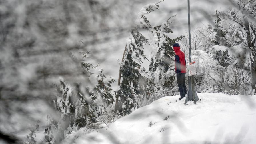 Балканите в плен на снега, жертви в Сърбия