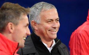 Какво направи Моуриньо на сбогуване с Манчестър Юнайтед?