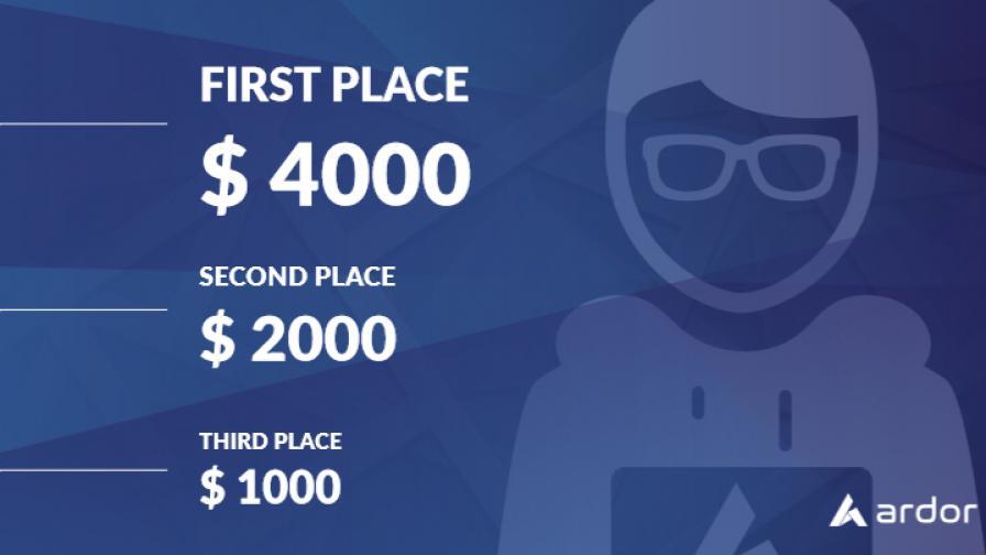 <p>21 000 долара награден фонд за участие в специален Хакатон</p>