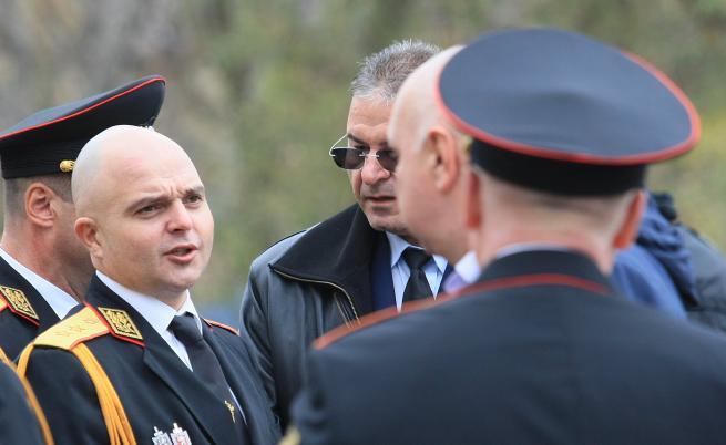 Ивайло Иванов е главен секретар на МВР