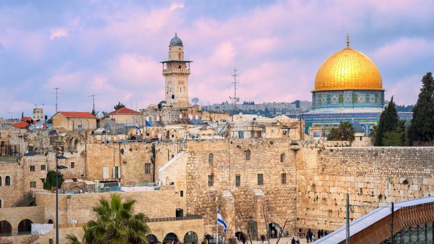 Ще анексира ли Израел Западния бряг?