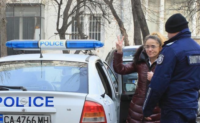 Иванчева и Петрова се прибраха. Бившата кметица: Нямам угризения