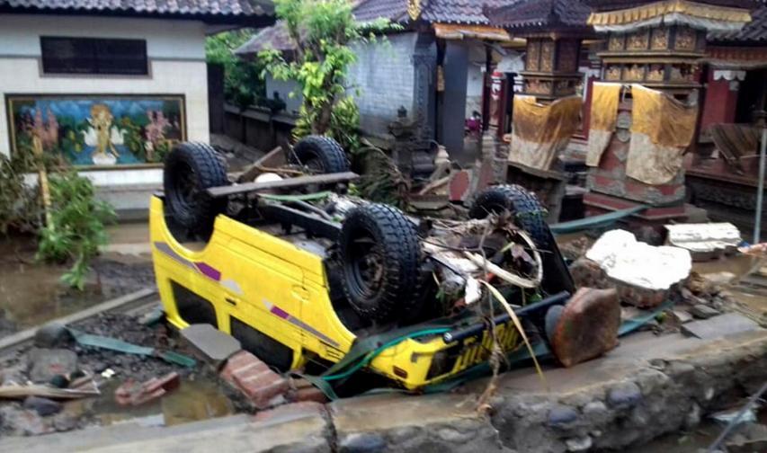 индонезия цунами