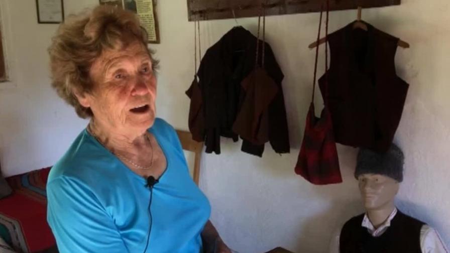Мисията на баба Марулка от село Бръшлян